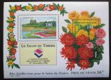 Poštovní známka Francie 1994 Výstava SALON DU TIMBRE Mi# Block 14 Kat 14€