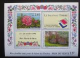 Poštovní známky Francie 1993 Výstava SALON DU TIMBRE Mi# Block 13 Kat 14€