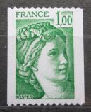 Poštovní známka Francie 1978 Sabinka Mi# 2105 AC w