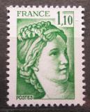 Poštovní známka Francie 1979 Sabinka Mi# 2171 Aw