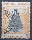 Poštovní známka Kolumbie 1954 Madona Mi# 705