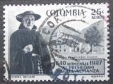 Poštovní známka Kolumbie 1958 Páter Almanza Mi# 842