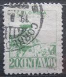 Poštovní známka Kolumbie 1945 Pevnost San Sebastian Mi# 469
