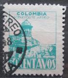 Poštovní známka Kolumbie 1945 Pevnost San Sebastian Mi# 472