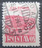 Poštovní známka Kolumbie 1945 Záliv Santa Maria Mi# 468