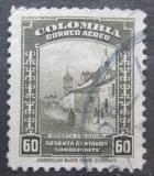 Poštovní známka Kolumbie 1948 Ulice v Bogotě Mi# 531