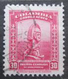 Poštovní známka Kolumbie 1952 Starý monument Mi# 632