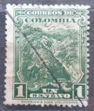 Poštovní známka Kolumbie 1932 Smaragdové doly Mi# 321