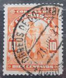 Poštovní známka Kolumbie 1935 Hledání zlata Mi# 368