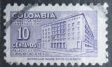 Poštovní známka Kolumbie 1948 Budova pošty v Bogotě, daňová Mi# 46