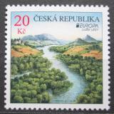Poštovní známka Česká republika 2011 Evropa CEPT, lužní lesy Mi# 679