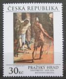 Poštovní známka Česká republika 2012 Umění, Jacopo Tintoretto Mi# 720