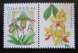 Poštovní známka Česká republika 2012 Střevíčník Mi# 744
