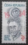Poštovní známka Česká republika 2013 George Orwell, spisovatel Mi# 760