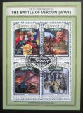 Poštovní známky Sierra Leone 2016 Bitva u Verdunu Mi# 7743-46 Kat 11€