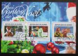 Poštovní známky Guinea 2011 Vánoce Mi# 8957-59 Kat 16€
