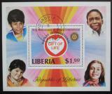 Poštovní známka Libérie 1978 Rotary Intl., 75. výročí Mi# Block 94 A