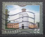 Poštovní známka Lotyšsko 2007 Zámek Krustpils Mi# 701