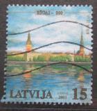 Poštovní známka Lotyšsko 2001 Riga ve 21. století Mi# 546
