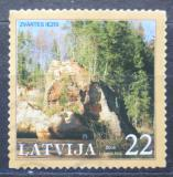 Poštovní známka Lotyšsko 2006 Přírodní zajímavost Mi# 665