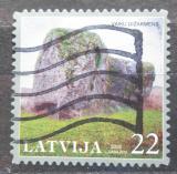 Poštovní známka Lotyšsko 2008 Přírodní zajímavost Mi# 735