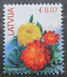 Poštovní známka Lotyšsko 2019 Aksamitník Mi# 901 VI