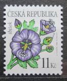 Poštovní známka Česká republika 2006 Ibišek Mi# 458