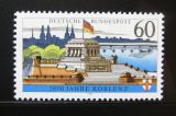 Poštovní známka Německo 1992 Koblenz, 2000. výročí Mi# 1583 y