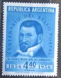 Poštovní známka Argentina 1956 Juan Gregorio Pujol Mi# 641