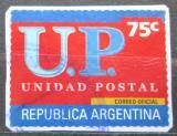 Poštovní známka Argentina 2001 UPU Mi# 2635 Kat 2.50€