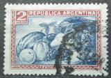 Poštovní známka Argentina 1936 Ovoce Mi# 428