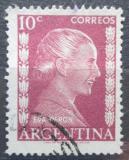 Poštovní známka Argentina 1952 Evita Perón Mi# 593