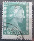Poštovní známka Argentina 1952 Evita Perón Mi# 595