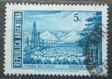 Poštovní známka Argentina 1971 Tierra del Fuego Mi# 1096