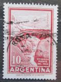 Poštovní známka Argentina 1971 Most Inků Mendoza Mi# 1084