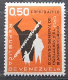 Poštovní známka Venezuela 1961 Sčítání lidu Mi# 1400