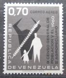 Poštovní známka Venezuela 1961 Sčítání lidu Mi# 1403
