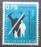 Poštovní známka Venezuela 1961 Sčítání lidu Mi# 1404