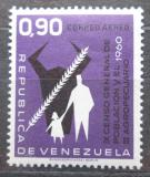 Poštovní známka Venezuela 1961 Sčítání lidu Mi# 1406