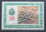 Poštovní známka Venezuela 1967 Dálnice Mi# 1711