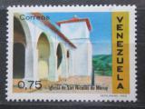 Poštovní známka Venezuela 1970 Kostel, Moruy Mi# 1821