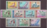 Poštovní známky Adžmán 1965 LOH Tokio Mi# 31-40 Kat 9€