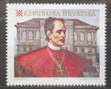 Poštovní známka Chorvatsko 1992 Biskup Josip Juraj Strossmayer Mi# 202