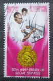 Poštovní známka Keňa 1979 Armáda spásy Mi# 144