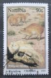 Poštovní známka Namíbie 1995 Fosílie Mi# 791