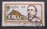 Poštovní známka Namíbie 1995 Martti Rautanen a kaple Mi# 794