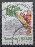 Poštovní známka Namíbie 1997 Akácie bělavá Mi# 868