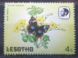Poštovní známka Lesotho 1984 Junonia oenone Mi# 445