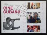 Poštovní známka Kuba 2009 Kinematografie, Film Mi# Block 258