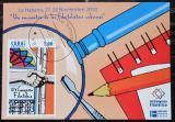 Poštovní známka Kuba 2010 Filatelistický kongres Mi# Block 281